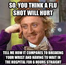 Meme Shot - the best collection of flu shot memes
