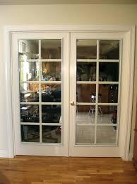 home office doors with glass interior french sliding door islademargarita info