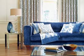 Blue Home Decor Decorating Your Home On A Shoestring Budget
