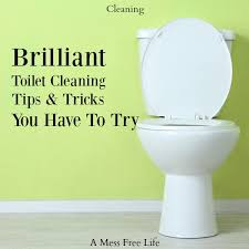 cleaning tips brilliant toilet cleaning tips and tricks a mess free life