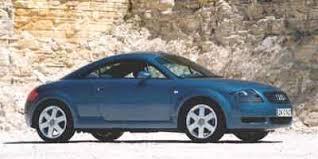 2001 audi tt quattro review 2001 audi tt coupe 2d quattro turbo expert reviews pricing