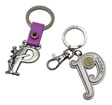 tinkerbell letter keychain ebay