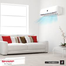 Air Conditioner For Living Room by The New Sharp J Tech Inverter Premium Split Type Air Conditioner