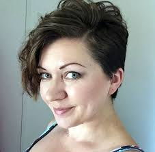 short wavy pixie hair 40 hottest short wavy curly pixie haircuts 2018 pixie cuts for