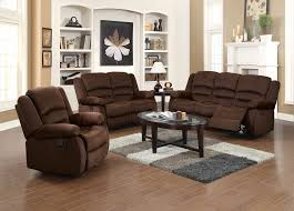 Leather Reclining Sofa And Loveseat Recliners Chairs U0026 Sofa Leather Reclining Couch Sectional With