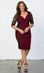 plus size dresses kiyonna plus size cocktail dresses