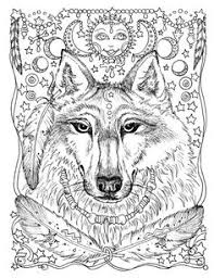 wolf coloring pages kids free printable wolf coloring pages