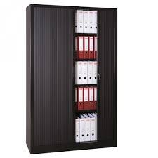 armoire bureau armoire haute à rideaux coulissants armoires de bureau axess