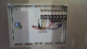 8 wire thermostat wiring diagram dolgular com