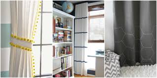 Ikea White Curtains Inspiration Index Ikea Curtain Hacks White Curtains Inspiration Makeovers How