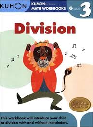 division for grade 3 grade 3 division kumon math workbooks kumon publishing kumon