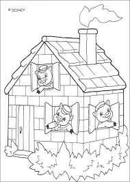pigs coloring pages 18 free disney printables