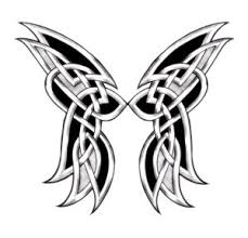 corner galleries celtic butterfly designs for