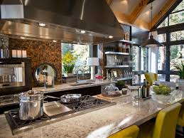 Kitchen Backsplash Contemporary Kitchen Other 30 Trendiest Kitchen Backsplash Materials Hgtv