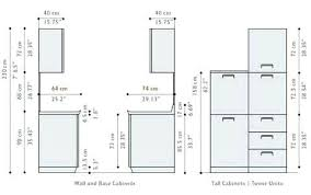 kitchen cabinet height from counter delighful kitchen counter dimensions photograph
