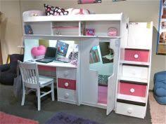 Best Loft Bed Images On Pinterest  Beds Lofted Beds And - Loft bunk beds for girls