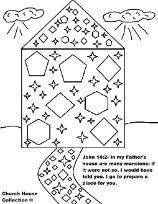 rich young ruler coloring page mansions in heaven and streets of gold coloring page fruit of