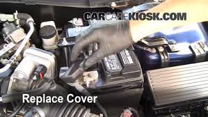 2011 ford fusion battery replacement battery replacement 2006 2010 lincoln mkz 2010 lincoln mkz 3 5l v6