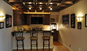 Best 25 Stone Interior Ideas by Bar Finished Basement Bars Awesome Basement Bar Mirrors Best 25