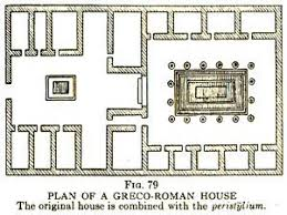 Courtyard Homes Floor Plans by Roman Style House Plans Roman Courtyard House Plans Roman Style Home