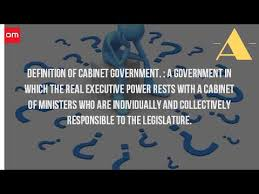 Cabinets Synonyms What Is The Definition Of Cabinet Youtube