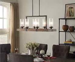 dining room lights ceiling rustic dining room chandeliers modern vineyard 6 light wood metal