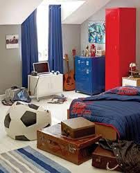 Kids Football Room by Football Bedroom Wallpaper Furniture Page Interior Design Shew