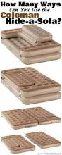 Air Mattress Sofa Sleeper 5 In 1 Coleman Quickbed Hide A Sofa Good Or Not