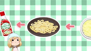 Sauce anime food GIF on GIFER by Toshura