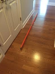 Laminate Flooring Buckling How To Fix New Engineered Floor Buckling Doityourself Com Community Forums
