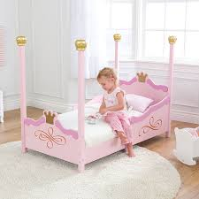 carriage bed for girls amazon com princess toddler bed toys u0026 games