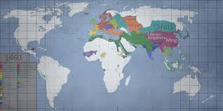 World Map Image History Of The World Every Year Youtube