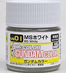 amazon com mr gundam color ug10 ms char pink paint 10ml bottle