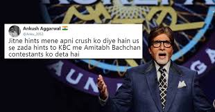Memes Se - tweeples are making hilarious memes jokes on kbc you will