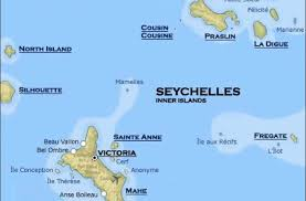 Seychelles Map Experience Saychelles In Virtual Reality