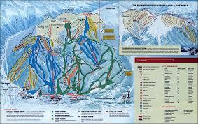 Montana Ski Resorts Map by Copper Mountain Ski Resort Colorado Ski And Snowboard Areas