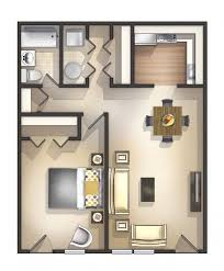 small one bedroom apartment floor plans sq ft house in kerala
