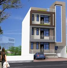 3 storey house small house with a 3 storey building