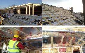 north wales roof tiles new roofing north wales builders