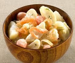 cuisine scandinave recettes salade scandinave saumon pommes de terre chef patate
