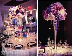purple wedding centerpieces purple wedding table decoration ideas wedding corners