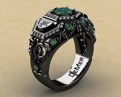 gothic rings images Goth wedding rings gothic wedding bands fresh diamond wedding jpg