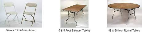 table and chair rentals nj table chair rentals union rental tent and party city nj