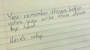 what is the process of writing a research paper taking notes by hand may be better than digitally researchers say taking notes by hand may be better than digitally researchers say npr