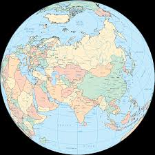 Asia World Map by Asia On The World Map Asia U2014 Planetolog Com