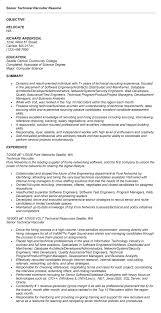 Staffing Recruiter Resume Recruiting Manager Resume Template Recruiter Resumes Corporate