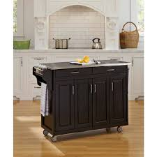 black kitchen islands kitchen islands carts islands utility tables the home depot