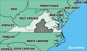 us area code boston where is area code 434 map of area code 434 lynchburg va area