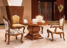 luxury dining room furniture with 6 chairs mahogany dining room