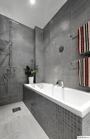 Grey And White Bathroom Ideas Gray Tile Bathroom At Grey Designs Improbable Best 25
